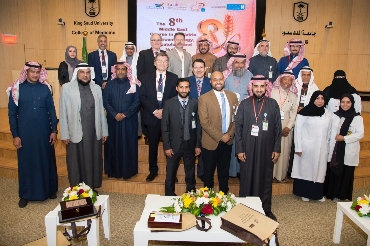 KSU Organizes 8th Middle East Forum on Pediatric Gastrointestinal and Liver Diseases