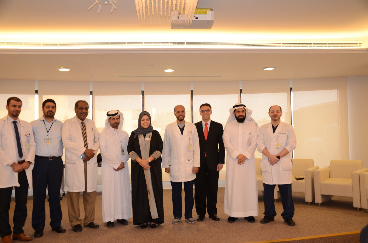 """The Digital Revolution and the Transformation of Health Care"" in a Symposium at King Saud Universit"