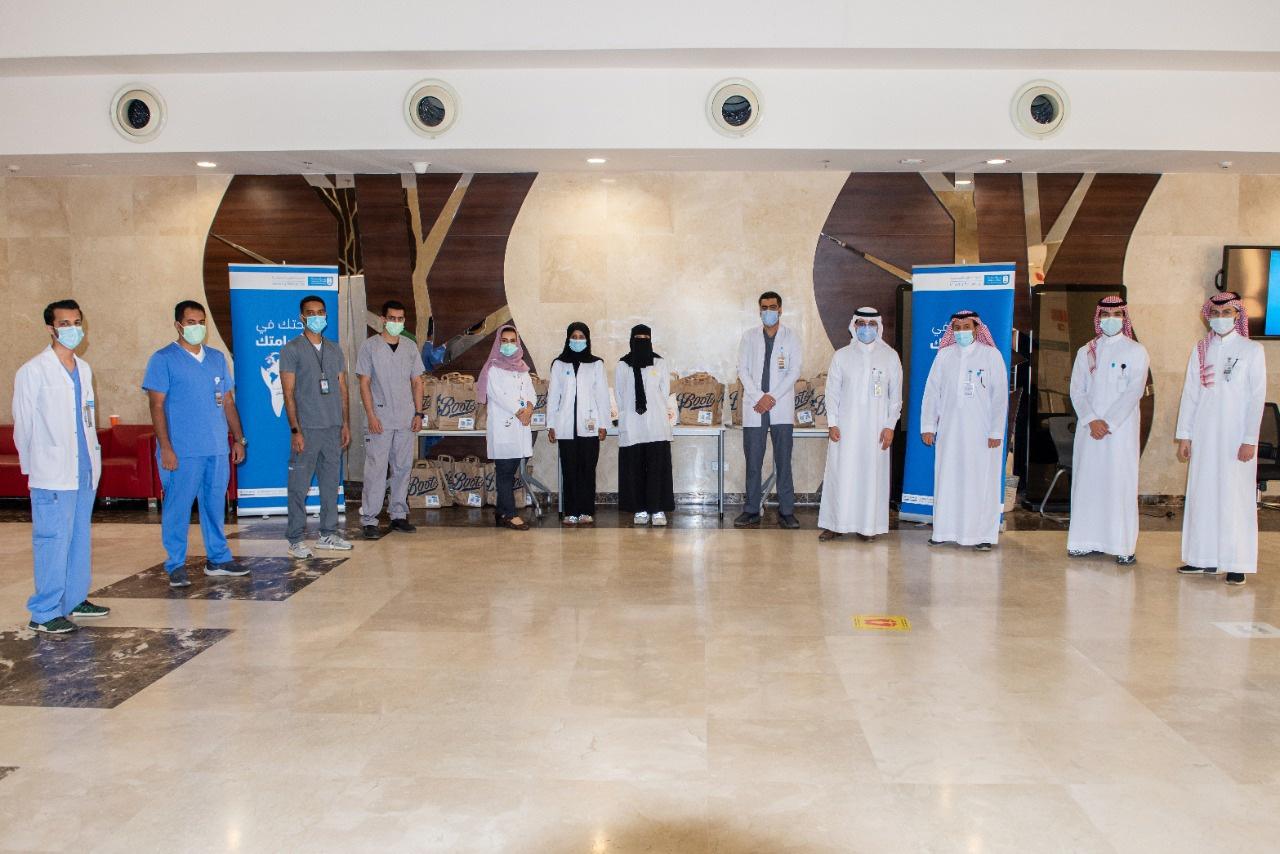 طبية جامعة الملك سعود تحتفل باليوم العالي لصحة الفم والأسنان