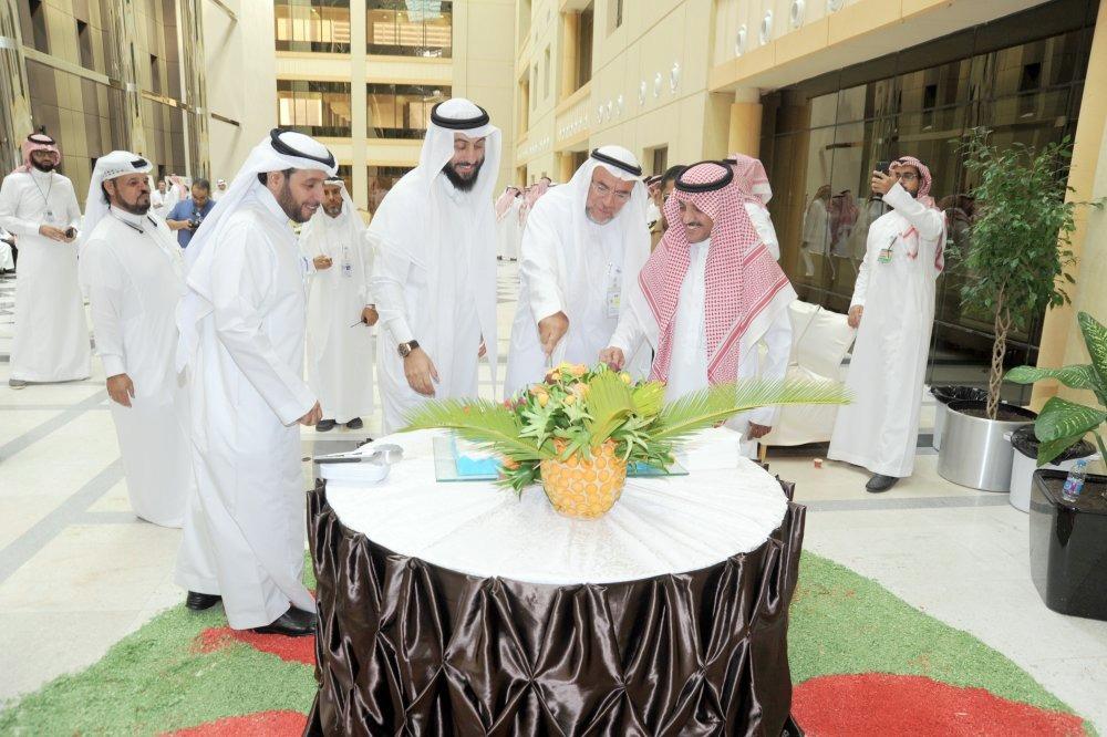 المدينة الطبية و كلية الطب بجامعة الملك سعود تحتفل بعيد الأضحى