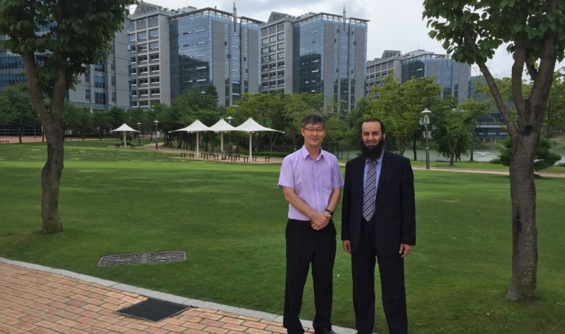 KSU Obesity Center Accepts the Invitation of Ulsan National Institute of Science and Technology