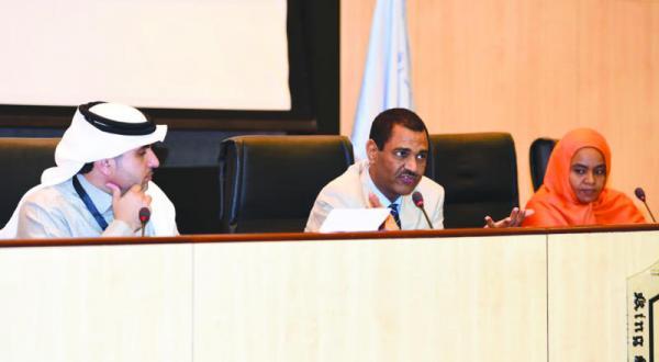 المدينة الطبية بجامعة الملك سعود تقيم ورشة عمل الفحص المبكر لحديثي الولادة