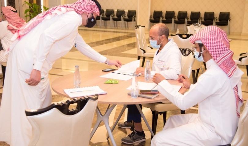 """""""Strategic Analysis"""" Workshop at KSUMC"""