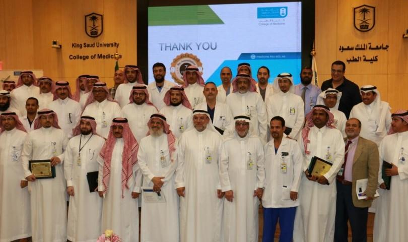 كلية الطب بالجامعة تحتفل بتجديد الاعتماد الأكاديمي ٢٠١٨-٢٠٢٥