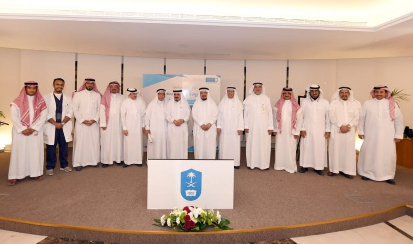 "KSUMC and CoM Host ""Prof. Faleh Al-Faleh"" as part of ""Pioneers of Medicine in the Kingdom"" Program"