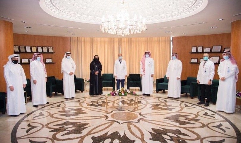 The Medical City and the College of Nursing at King Saud University Signing memorandum of understand