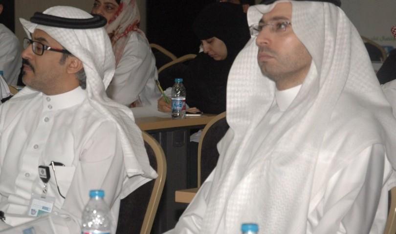 """مستشفى الملك عبدالعزيز الجامعي ينظم """"المسح الميداني لمعايير الاعتماد """""""
