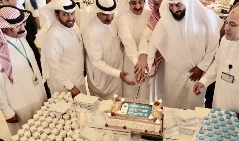 طبية جامعة الملك سعود تحتفل بعيد الأضحى