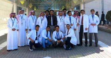 بمبادرة أطباء زمالة كلية الطب بجامعة الملك سعود وهيئة التخصصات الصحية إطلاق برنامج اعرف عينيك