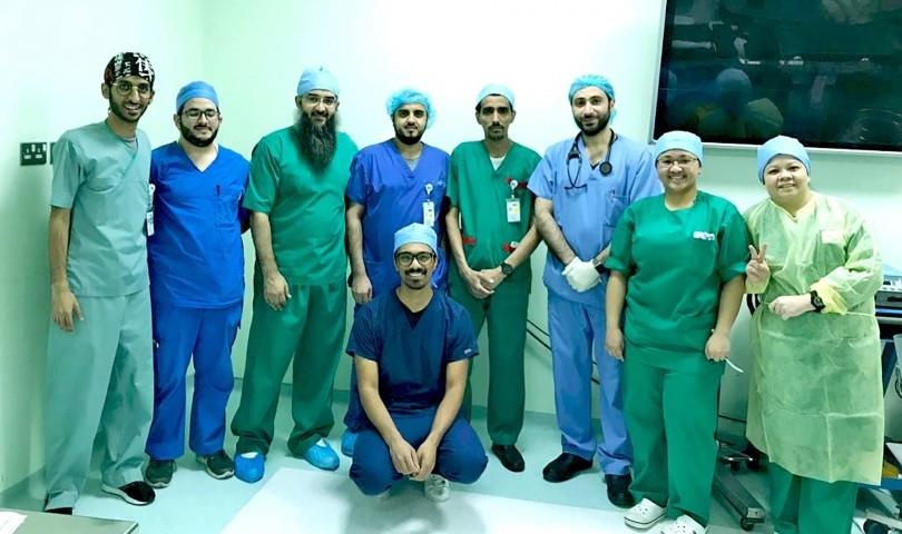 جامعة الملك سعود تعتمد حقن الأدوية الكيميائية المسخنة داخل البطن أثناء العملية