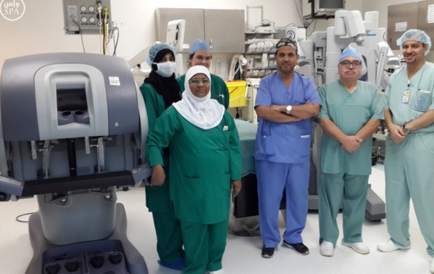 KSUMC Medical Team Succeed in Ureteral Reimplant Surgery
