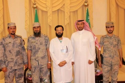 الملك سعود تشارك في عاصفة الحزم بخدمات طبية وإنسانية وتعليمية