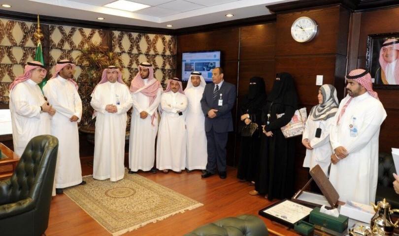 The King Abdullaziz University Hospital Food Services Obtains  ISO 22000