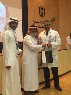 مركز الملك عبدالله التخصصي للأذن ينظم اللقاء السنوي الثالث عشر لمرضى زراعة القوقعة