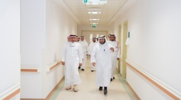 Rector of KSU Inaugurates Expansion of Radiology and Medical Imaging Department at KSUMC