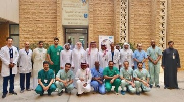 KSU Rector Praises the Achievements of the Experimental Surgery Center at the College of Medicine