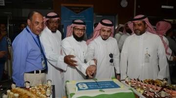 مستشفى الملك عبدالعزيز الجامعي يحتفل بعيد الأضحى