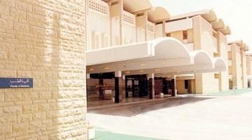 تشغيل 50 % من توسعة مستشفى الملك خالد الجامعي
