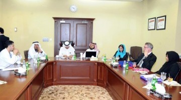 Mayo Clinic Delegation Visit King Saud University Medical City