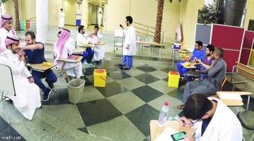 King Saud University-Medical City Schedules the Seasonal flu Vaccine Campaign