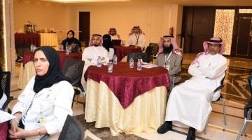ورشة تدريب الممارسة السريرية الجيدة بطبية جامعة الملك سعود