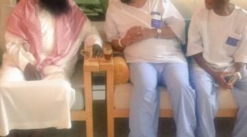 """أهلاً رمضان"""" بطبية جامعة الملك سعود"""""""