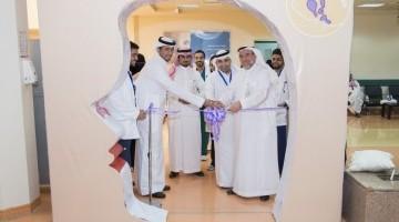 """انطلاق الحملة التوعوية """" جيوبك الأنفية """"بطبية جامعة الملك سعود"""