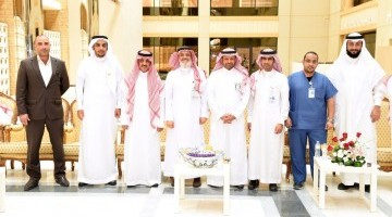 King Saud University Medical City Celebrates Eid Al-Fitr
