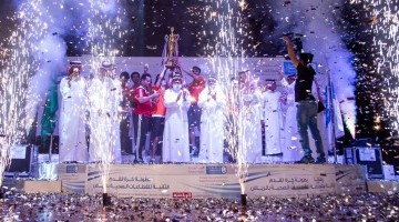 في منافسات بطولة القطاعات الصحية في نسختها الثانية بالرياض الملك خالد التخصصي للعيون بطلاً للدوري