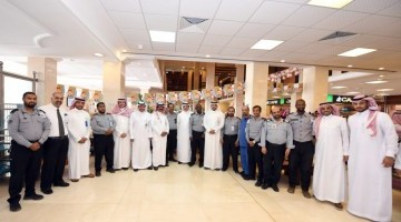 KSUMC Extends Eid Greetings to KKUH and KAUH Inpatients