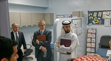 American College of Clinical Pharmacy Delegation Visits King Saud University- Medical City Pharmacy