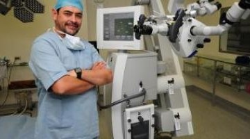 KSUMC Uses Latest Device for Neurosurgery